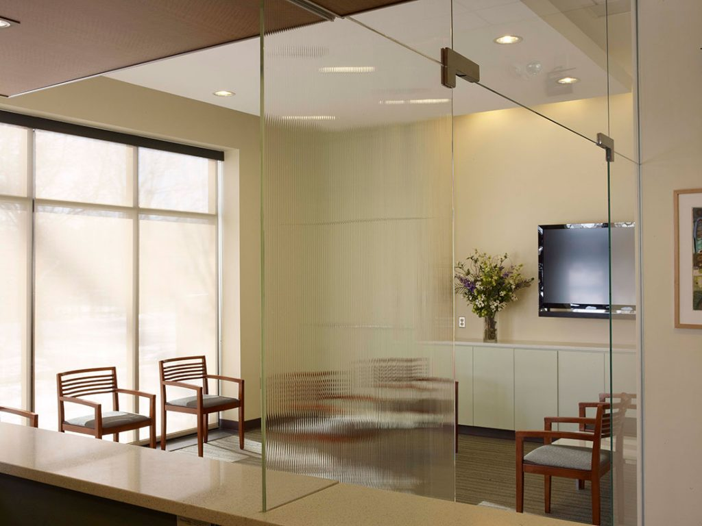 Hampshire Dermatology office interior