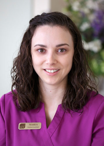 Maria – Certified Medical Assistant