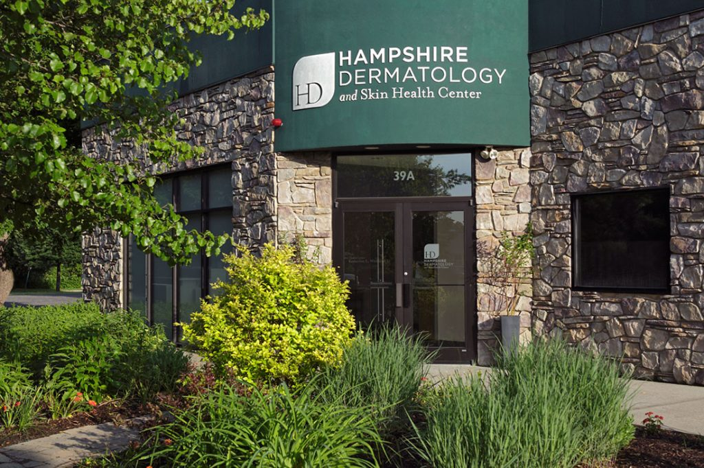 Hampshire Dermatology office exterior